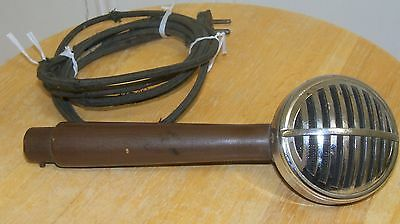 Vintage  Brush  Astatic Microphone   X46  REDUCED