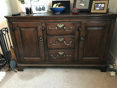 18th century sideboard