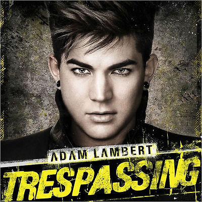Cd - Lambert, Adam - Trespassing - Sealed