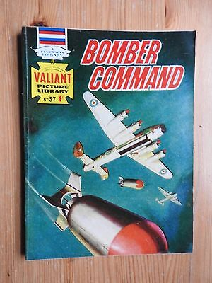Valiant Picture Library #37 - Bomber Command VG+ Fleetway