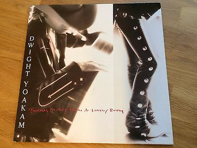 Dwight Yoakum  Buenas Noches from a Lonely Room  LP