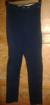 STYLO NAVY RIDING JODHPURS LADIES size 26 reg
