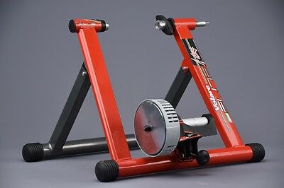 Volare Elite Magnetic Resistance Foldable Cycling Bike Sports Trainer ~ L@@k!!