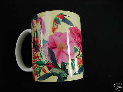 Hummingbird Spectrum 11 OZ. Ceramic Coffee Mug