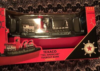 Texaco 'the American Tugboat Bank' Third In A Series