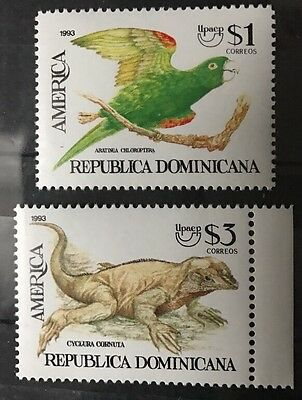 Dominican Republic Stamps Sc 1145-1146 MNH