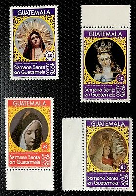 Guatemala Airmail Stamps 1978