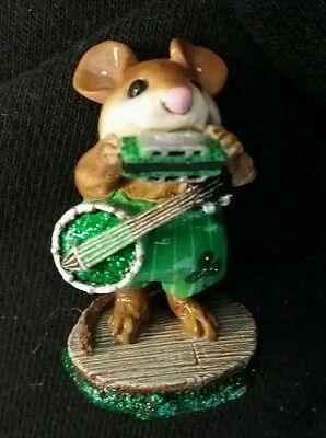 Wee Forest Folk One-Mouse Band - Limited Edition St. Patrick's Day - WFF Box