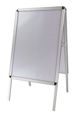 A1 Double Sided Advertising Poster Frame Board Stand
