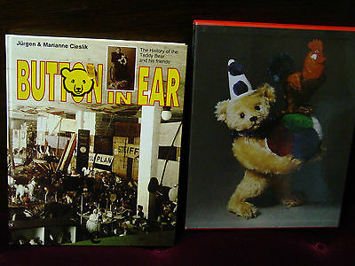 Steiff - Button In Ear Book Limited Edition