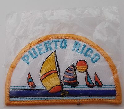 Puerto Rico Patch - New