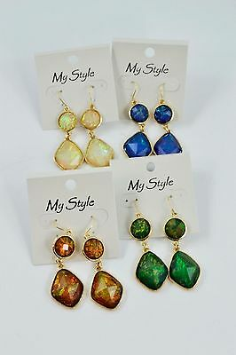 Wholesale Lot  12 Pr   Dangle Fashion Earring #4