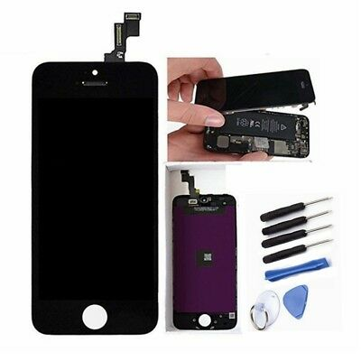 For iPhone 5C Black LCD Digitizer Touch Screen Display Assembly Replacement AU