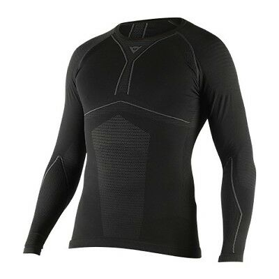 Dainese Mens D-Core Dry Long Sleeve Moisture Wicking Baselayer Top