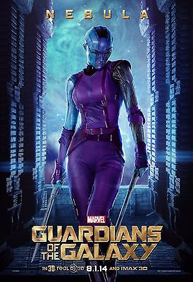 "Guardians of the Galaxy Movie Poster 18"" x 28"" ID:3"