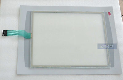 Allen-Bradley Panelview 1250 Plus 2711P-T12C6A2 touch screen digitizer+ Cover
