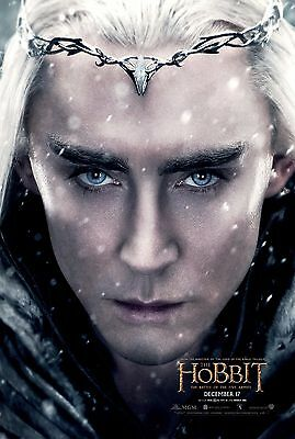 """The Hobbit: The Battle of the Five Armies Movie Poster 18"""" x 28"""" ID:6"""