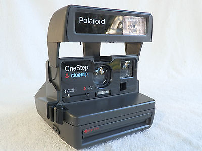 Polaroid One Step Close up 600 Instant Film Camera - FREE SHIPPING -