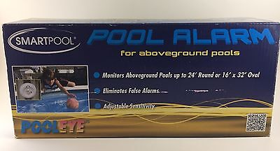 Smartpool Swimming Pool Alarm For Aboveground Pools Pooleye