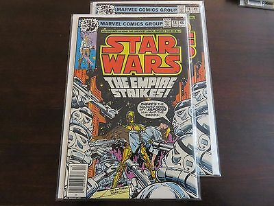 Star Wars #18 1977 Original Print issues NM 9.0+ several available