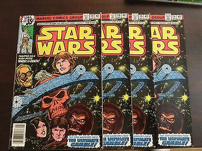 Star Wars #19 1977 Original Print issues NM 9.0 several available