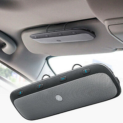 Bluetooth Roadster Pro Car Kit Speaker Phones Handsfree Speakerphone TZ900 RE US