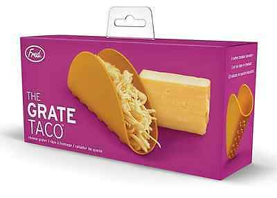 THE GRATE TACO shreds your cheese and keeps it neatly contained Chriistmas Gift
