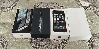 Lot Of iPhone Boxes 4,5,5S,6
