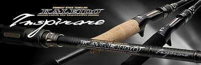 "Evergreen Rod Baitcast Inspirare TKIC 70 H The "" Egoist "" Tournament (5703)"