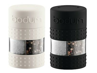 Bodum Bistro Salt and Pepper Grinder Mill – Available in 2 Colours