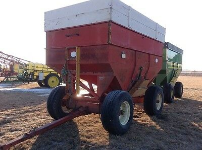 J&M 350 Grain Carts