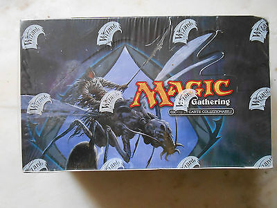 MTG Magic the Gathering Eventide  Booster  Box   Sealed  Italian