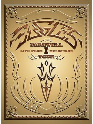 Eagles: Farewell I Tour - Live From Melbourne (2013, Blu-ray NUOVO)  (REGIONE A)