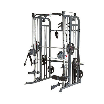Station Musculation_Rack_Fitness_Powerlifting_Multi Fonction_Traction_Pectoraux