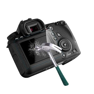 Tempered Glass Camera Screen HD Protector Cover For Canon 550D/60D/600D BHT