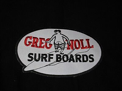 Vintage Greg Noll Surf Boards Surf Patch 5 Inches Wide 3 Tall