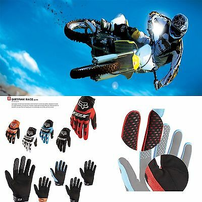 2017 Fox Racing Dirtpaw Race Mens Off Road Dirt Bike Motocross Gloves OZ seller