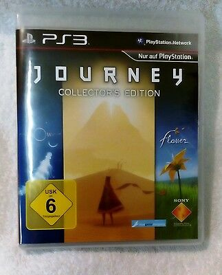 Playstation PS3 - Journey - Collectors Edition - 2009 - Sony - Komplett!