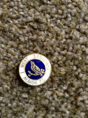 West Bromwich Albion Football Badge