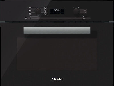 miele oven, MW with grill pureline havana B M6262TCHB new boxed half price £550