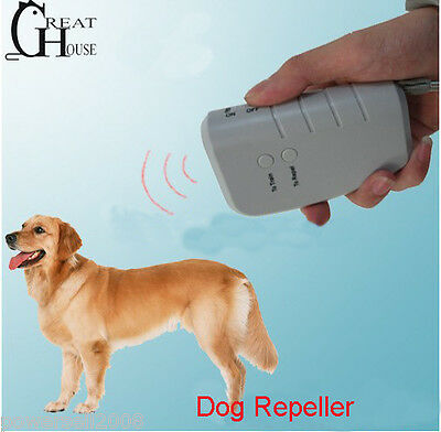 Outdoor Environmental Garden And Home Electronic Ultrasonic Wave Dog Repeller