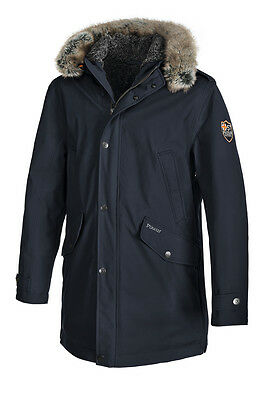 Pikeur Lavaro Mens Parka Navy Winter 2016 *sale*