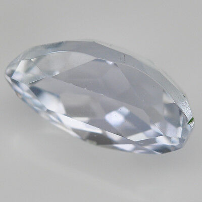 3.65 Ct. Natural Earth Mined Gem Stone Marquise Shape Light Green Kunzite