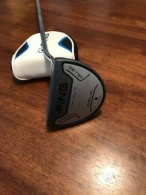 Ping Vault Oslo Putter With Super Stroke Flatso 3.0