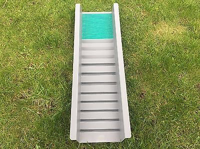 Gold Sluice Box For Gold Panning Brand New From A Reputable Manufacturer