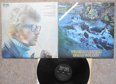 Virginia Waters Brian Golbey Gatefold Sleeve   1972 Excellent Condition