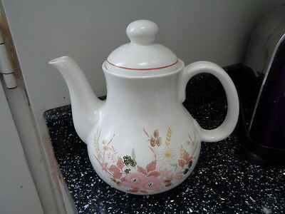 Boots Hedge Rose Teapot