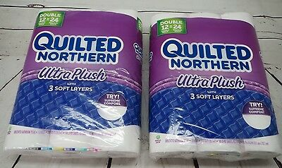 Quilted Northern Ultra Plush Bath Tissue, 24 Count