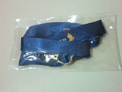 Singapore Airlines Lanyard Airline Merchandise KrisFlyer