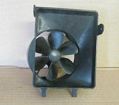 BMW K1200RS 1999 right radiator cooling fan (our ref CBT)
